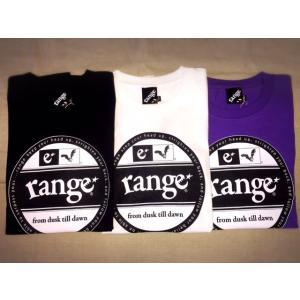 range circle pit s/s T レンジ Tシャツ Tee|digit