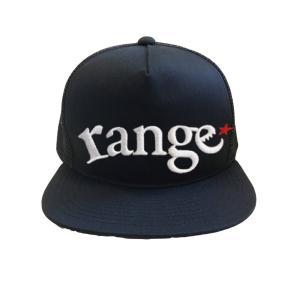 range logo mesh cap レンジ メッシュ キャップ|digit