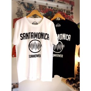 SANTAMONICA SMSW logo tee サンタモニカ Tシャツ|digit