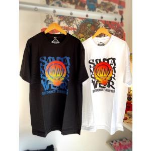SANTAMONICA SUNSET S/S TEE サンタモニカ Tシャツ|digit