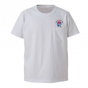 SANTAMONICA skull tropical pocket s/s tee サンタモニカ Tシャツ|digit