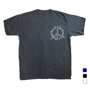 SANTAMONICA Bleached HWL tee サンタモニカ Tシャツ|digit