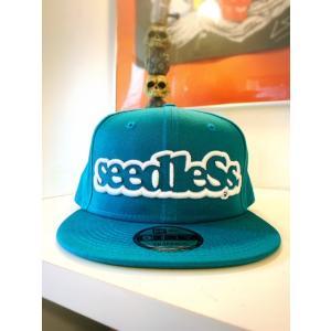 seedleSs new era snap back シードレス キャップ|digit