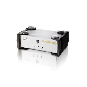 ATEN CS-231 2ユーザー PS/2 USBコンピュータ共有器|digital-gadget-geek