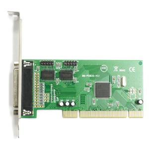 シリアルパラレルポートPCIカード(PCI,2シリアル,1パラレル)(KF-PIO835-2S1P)|digital-gadget-geek