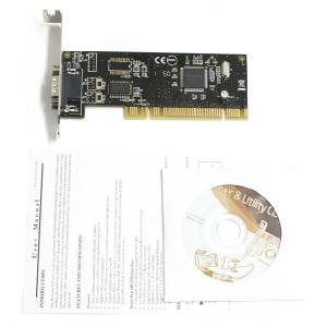 ロープロ 1ポートシリアル SystemBase Chip digital-gadget-geek