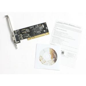 1ポートシリアルPCIカード SystemBase Chip digital-gadget-geek