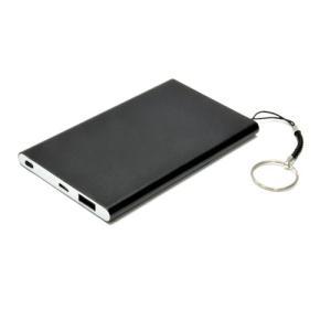 日本トラストテクノロジー 4000mAhモバイルバッテリー MobilePowerBank ブラック JTT MPB-4000BK|digital7