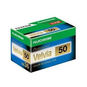 富士フィルム フジクローム Velvia50(135) 36枚撮/1パック 135 VELVIA50 NP 36EX 1|digital7