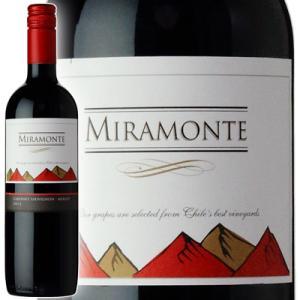 ミラモンテ 赤(Miramonte Red)750ml(チリワイン)|digital7