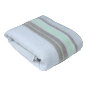 テクノス 丸洗いできる電気毛布 敷毛布 140×80cm グリーン系 TEKNOS EM-507M 頭寒足熱配線・ダニ退治モード・温度調整機能 ソロキャンプや車中泊にも|digital7
