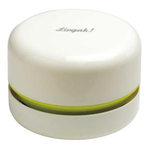 リビガク スージー 乾電池式卓上掃除機 LV-1845-I digital7