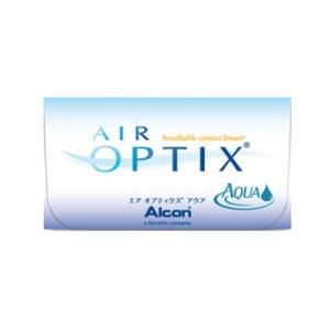 【4箱セット】【ネコポス発送】エアオプティクスアクア 2週間使い捨てコンタクトレンズ 6枚入 4箱セット(2week/2ウィーク)(AIR OPTIX AQUA)|digital7