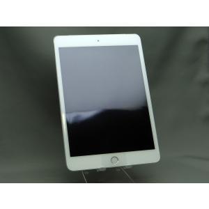 au iPad mini 3 128GB Silver シルバー