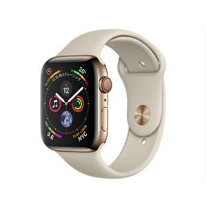 [新品] Apple Watch Series 4 GPS+Cellularモデル 44mm MTX...