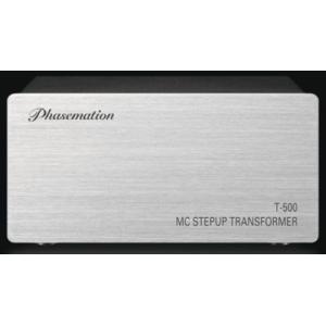 Phasemation フェーズメーション MC昇圧トランス T-500 新品|digitalside
