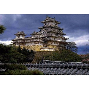 フジミ 1/300 大姫路城 プラモデル 建物-12 (A7062)