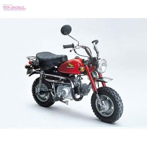 アオシマ 1/12 Honda モンキー プラモデル ネイキッドバイク No.019(C9530) digitamin