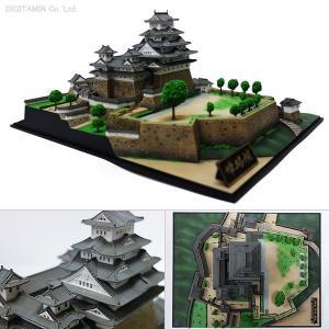 童友社 1/500 プレミアム姫路城 プラモデル(E9992)