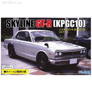 フジミ 1/24 KPGC10ハコスカGT-R2ドア '71 プラモデル インチアップシリーズ No.33(F4284) digitamin