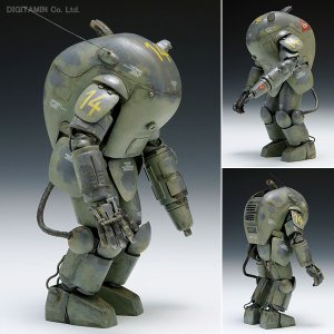 WAVE 1/20 アーケロン マシーネンクリーガー Ma.k. Armored Fighting Suit Custom Type プラモデル(F5786)|digitamin
