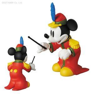 ウルトラディテールフィギュア No.235 UDF Disney シリーズ4 ミッキーマウス(ミッキーの大演奏会) フィギュア メディコム・トイ(F7640)|digitamin