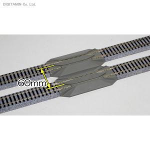 2-142 カトー KATO (HO)リレーラー線路 123mm HOゲージ 鉄道模型 (N7142)