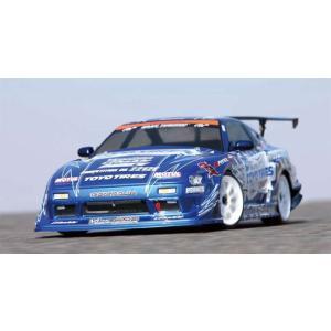 ヨコモ 09994 DP-TY180 Team TOYO TIRES DRIFT with GP SPORTS 180SX チーム トーヨー タイヤ ドリフト(RC2188)