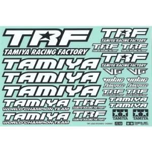 タミヤ 42164 TRFステッカーC(RC2439)|digitamin