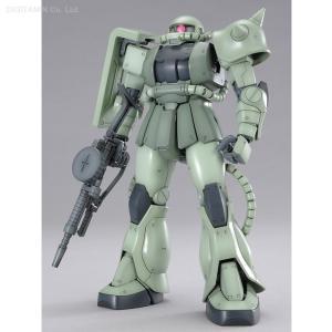 バンダイ MG 1/100 機動戦士ガンダム MS-06J 量産型ザク Ver.2.0 プラモデル ...