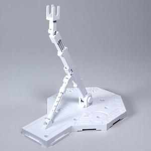 バンダイ アクションベース1 ホワイト(T9941)|digitamin
