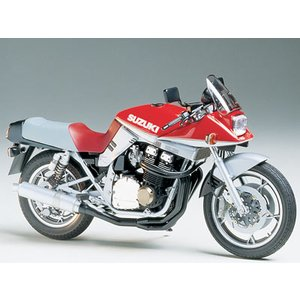 タミヤ 1/12 オートバイ スズキ GSX1100S カタナ カスタムチューン プラモデル(U7035)
