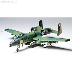 タミヤ 1/48 傑作機 フェアチャイルド・リパブリック A-10A サンダーボルトII プラモデル...