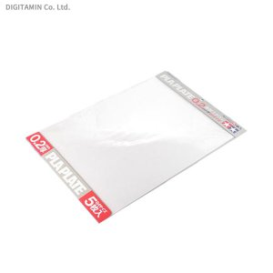 タミヤ 透明プラバン 0.2mm厚 B4サイズ(5枚入)(V0478)