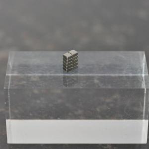 ハイキューパーツ ネオジム磁石角形 2mm-2mm-高さ1m...