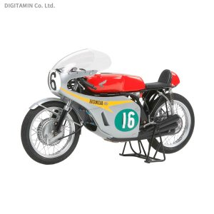 タミヤ 1/12 オートバイ Honda RC166 GPレーサー プラモデル(X2788)|digitamin