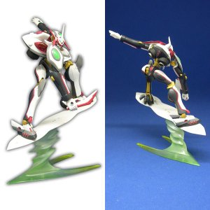 ROBOT魂(SIDE LFO) ニルヴァーシュ type ZERO バンダイ(X8146)|digitamin