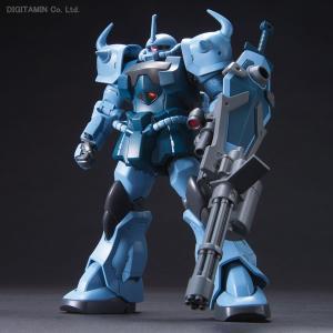 バンダイ ガンダム第08MS小隊 HGUC グフカスタム プ...