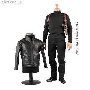 スパイキラー レザージャケット A ブラック VORトイズ V1013A 1/6 【1月予約】|digitamin