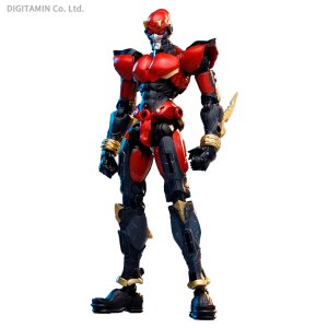 33 INDUSTRY 阿修羅界 ASR02 赤焔 可動フィギュア 【7月予約】