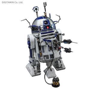 送料無料◆スター・ウォーズ 1/6スケールフィギュア R2-D2 デラックス版 ホットトイズ ムービー・マスターピース 【未定予約】|digitamin