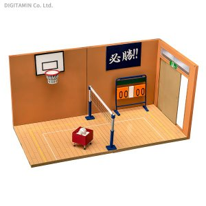 Phat! ねんどろいどプレイセット #07 体育館Aセット 【10月予約】|digitamin