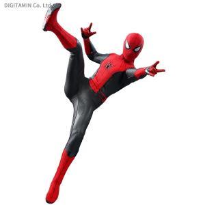 送料無料◆ムービー・マスターピース スパイダーマン:ファー・フロム・ホーム スパイダーマン (アップグレードスーツ版) ホットトイズ フィギュア 【未定予約】