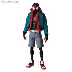 メディコム・トイ MAFEX スパイダーマン(マイルズ・モラレス)(『スパイダーマン:スパイダーバー...