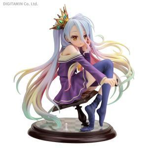 コトブキヤ 1/7 白 ノーゲーム・ノーライフ フィギュア 再販   ■発売予定:2020年4月予定...