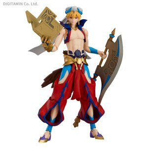 マックスファクトリー figma ギルガメッシュ Fate/Grand Order -絶対魔獣戦線バビロニア- フィギュア 【9月予約】|digitamin