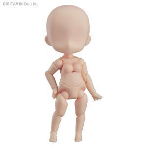ねんどろいどどーる archetype 1.1:Woman(cream/クリーム) グッドスマイルカンパニー 【9月予約】の画像