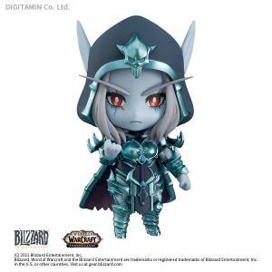 ねんどろいど World of Warcraft シルヴァナス・ウィンドランナー フィギュア グッドスマイルカンパニー 【1月予約】 digitamin