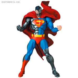 メディコム・トイ MAFEX サイボーグスーパーマン(リターン・オブ・スーパーマン) マフェックス No.164 フィギュア 【未定予約】|digitamin