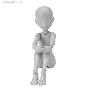 バンダイスピリッツ S.H.Figuarts ボディちゃん -杉森建- Edition DX SET (Gray Color Ver.) 【12月予約】 digitamin
